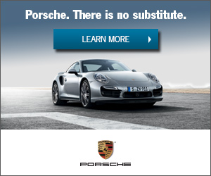 Porsche There is No Substitute