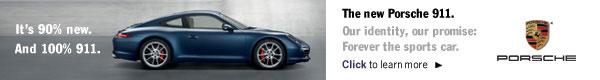 Porsche 911 Identity