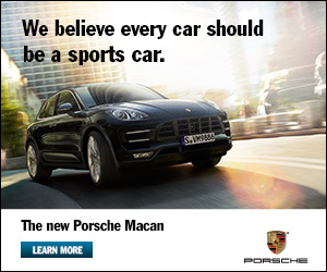 Macan-every car should be a sports car