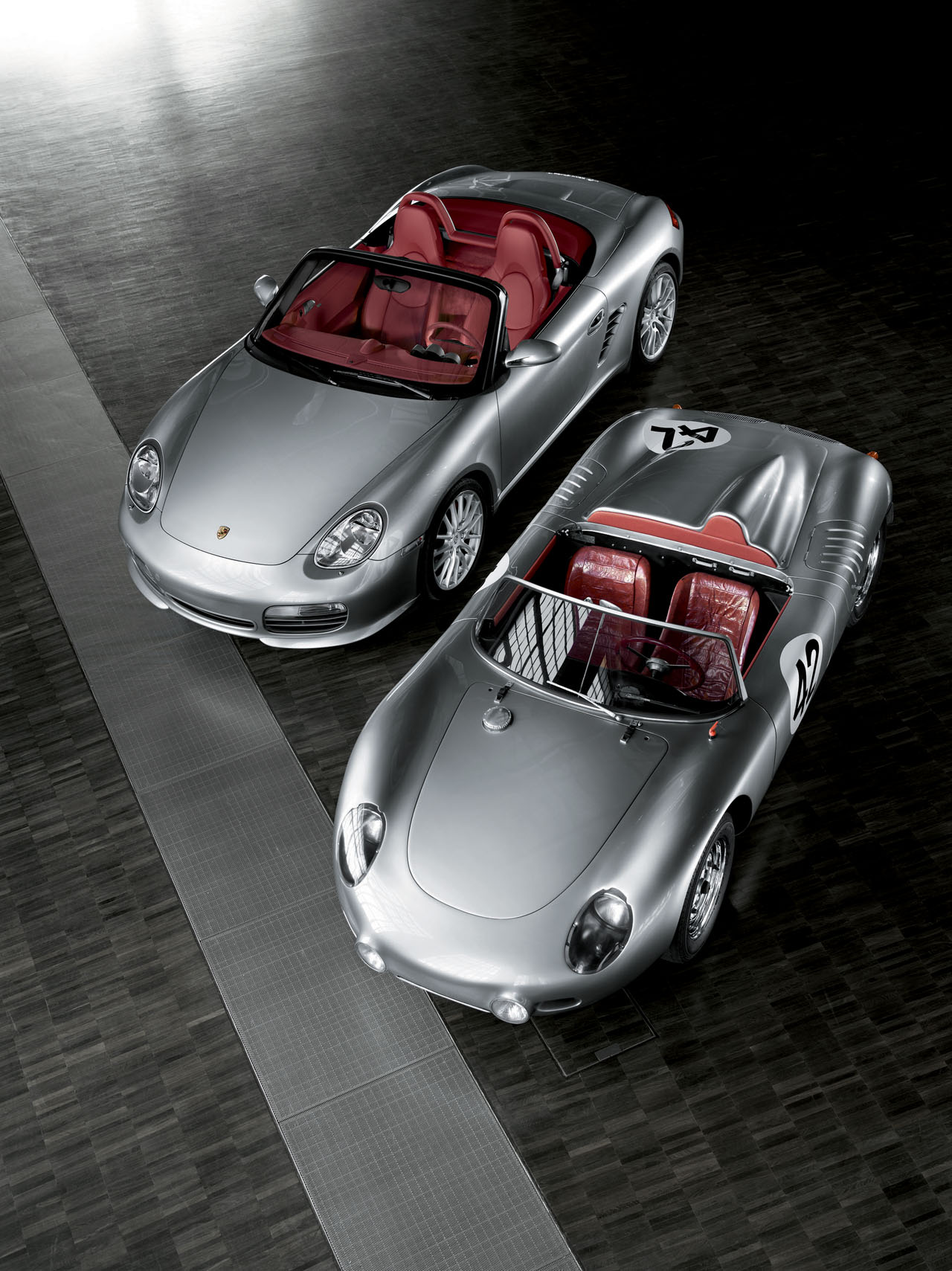 2008 Boxster Rs60 Spyder >> The New Porsche Boxster RS 60 Spyder | FLATSIXES