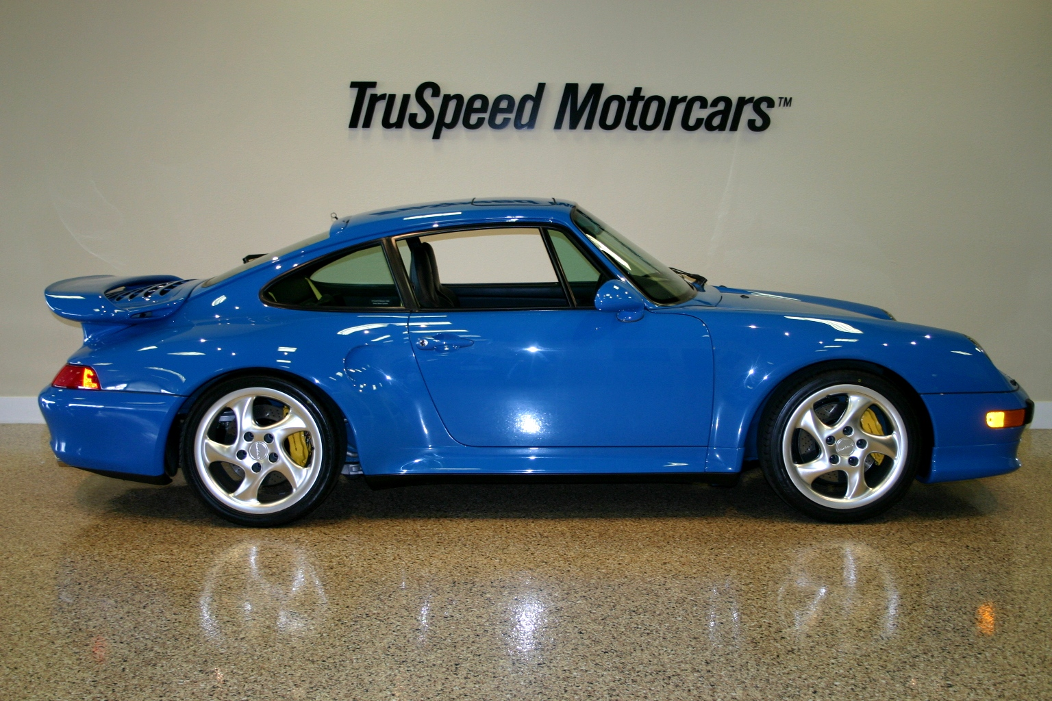 Jerry Seinfeld's Porsche 993 Turbo S