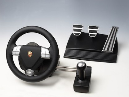 Review of the Fanatec Porsche Turbo Wheel