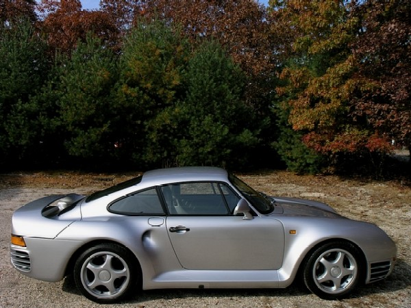 Porsche 959 For Sale >> 1987 Used Porsche 959 For Sale On Ebay