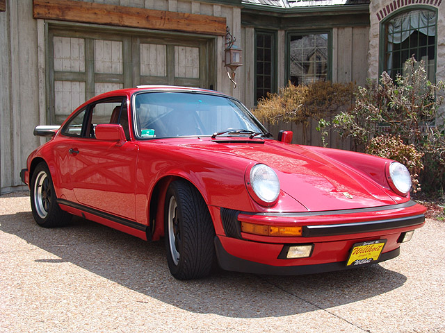 Used 1987 Porsche Carrera for Sale at Willhoit