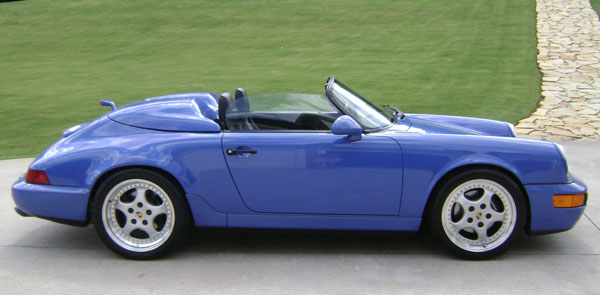 Jerry Seinfeld S 1994 Porsche 911 Speedster Sold At