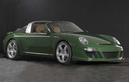 RUF Greenster Revealed at Geneva