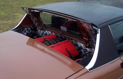Porsche 914 Corvette Conversion