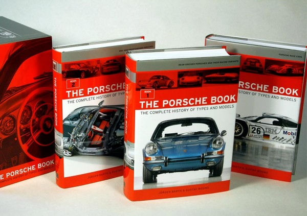 The Porsche Book Review