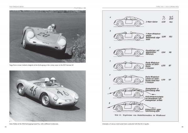 the porsche book spyder