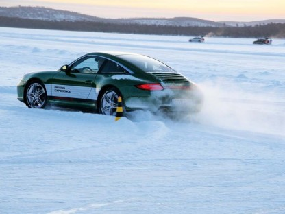 Porsche Sports Driving School and Porsche Travel Club Activities in 2010