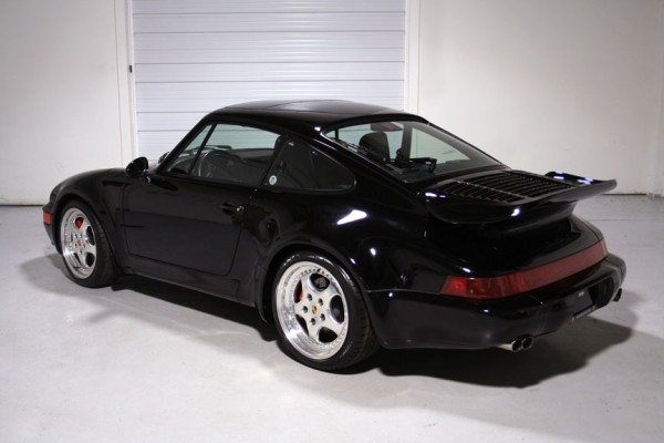 1993 porsche 911 turbo s type 964 - 911 Porsche Turbo