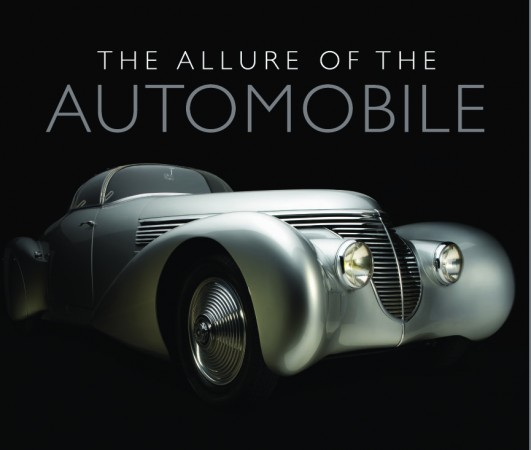 Cover image of the Allure of the Automobile from the High Museum in Atlanta