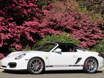 Spring Start-up Procedures for Your Porsche