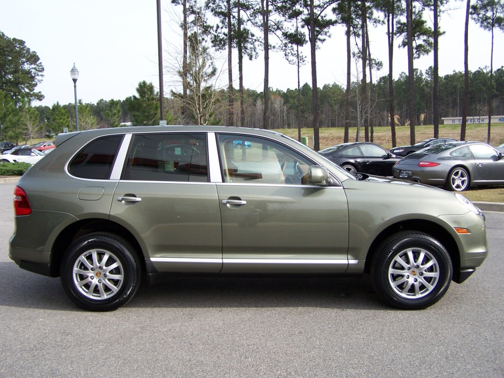 Hilton Head Toyota >> 2009 Porsche Cayenne Purchased by PorschePurist