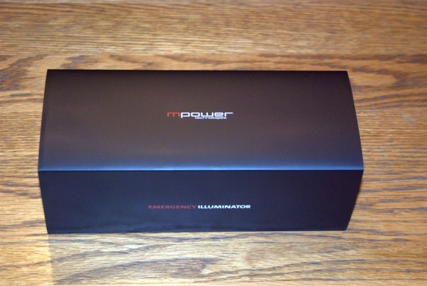 Typical black Porsche Design Packaging