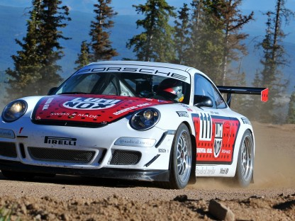 Zwart Wins Seventh Pikes Peak Title Shatters Class Record by 38 Sec
