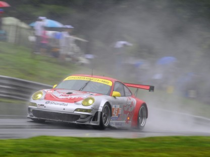Porsche Claims Overall and GT Victory at Northeast Grand Prix at Lime Rock