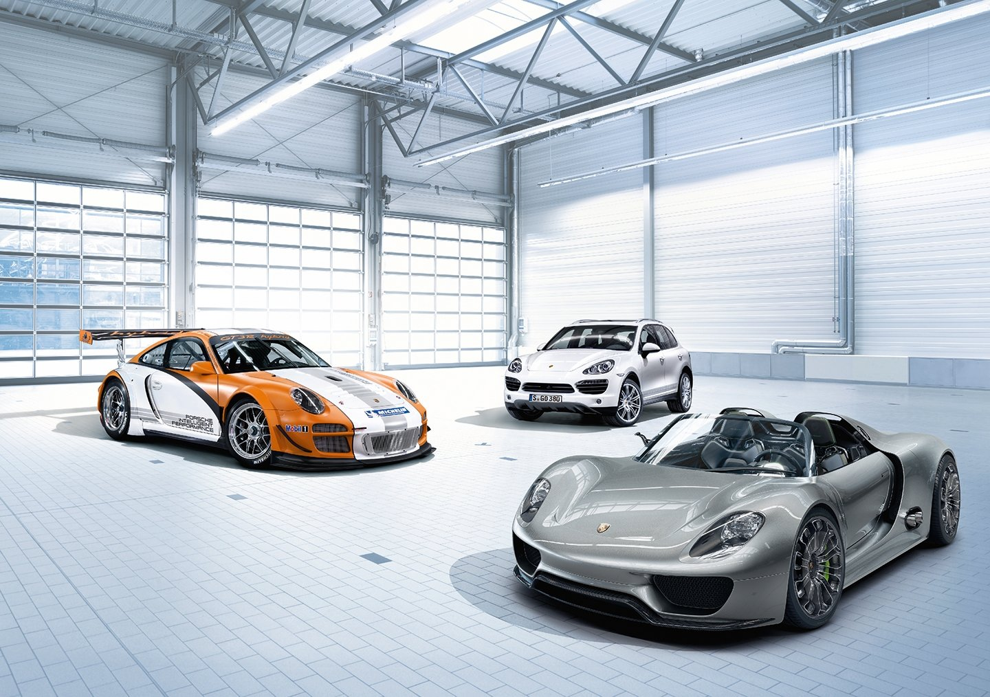 Porsche pictures of porsches : What do these three Porsches have in common?   FLATSIXES