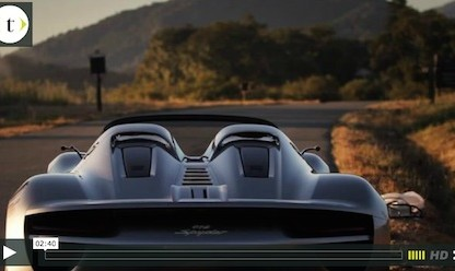 If a Picture is Worth 1000 Words, What's This Video of the Porsche 918 Spyder Worth?