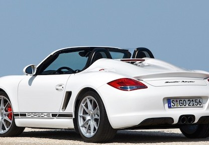 "Porsche Boxster Spyder is the ""best-handling car in America"""