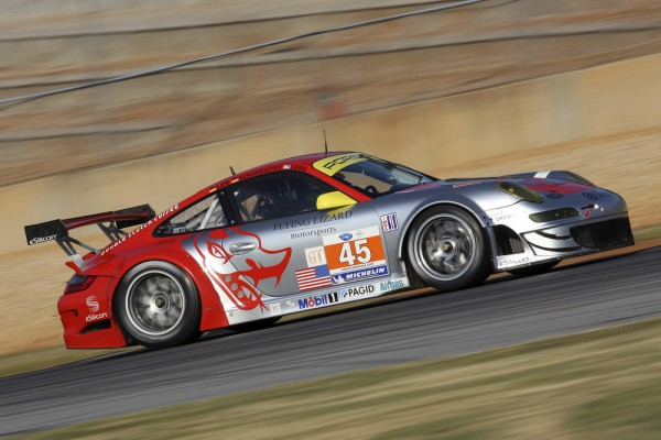 Flying Lizard 45 Porsche