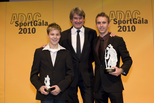 Timo Bernhard ADAC Driver of the Year