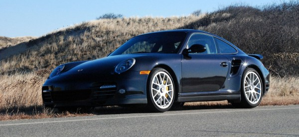 2011 Porsche 911 Turbo S