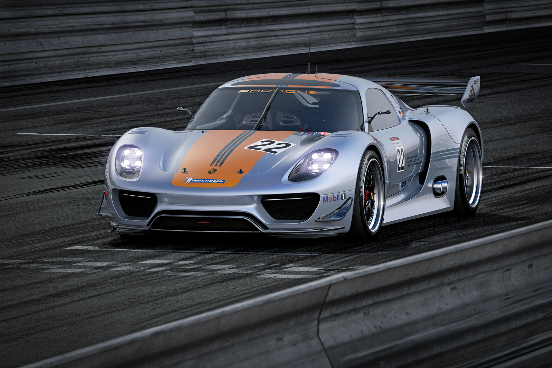 Porsche918RSR-8M Fabulous How Much Does the Porsche 918 Spyder Concept Cost In Real Racing 3 Cars Trend