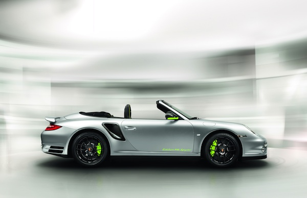 Porsche 911 Turbo S Special Edition