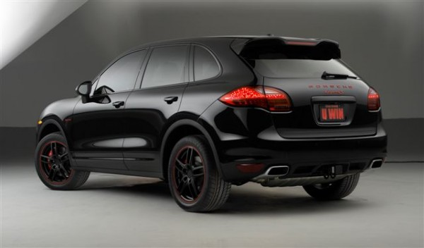 Porsche Cayenne S Hybrid Charity auction