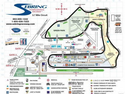 4 Reasons, Other than the Race, You Should Consider Attending the 12 Hours of Sebring