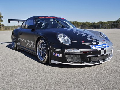 Porsche 911 GT3 Cup Two-Seater Introduced to Porsche Sports Driving School