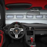 interior of the Porsche GT3 RS 4.0