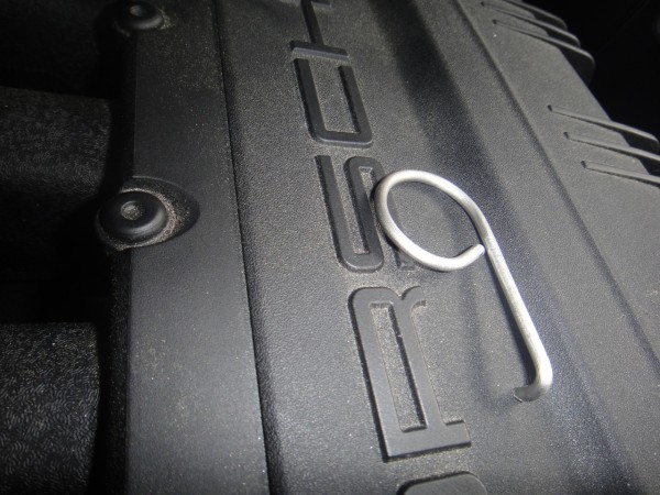 tool used to remove spark plug wires in a 2009 Porsche Cayenne