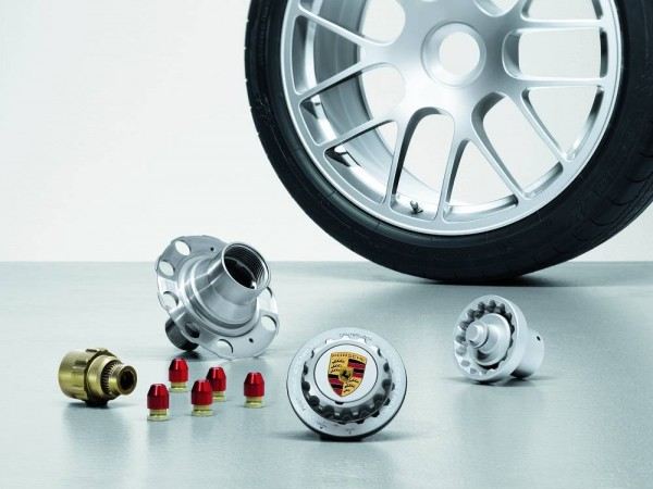 picture of Porsche Center Locking Wheels