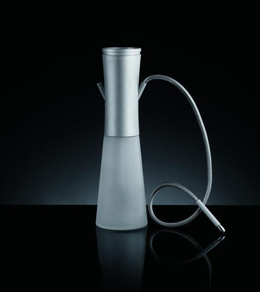 A Porsche design waterpipe shisha