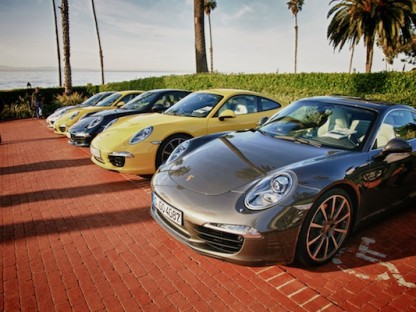 2012 Porsche 911: Our First Drive and Review