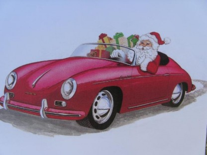 10 Porsche Christmas Gift Ideas