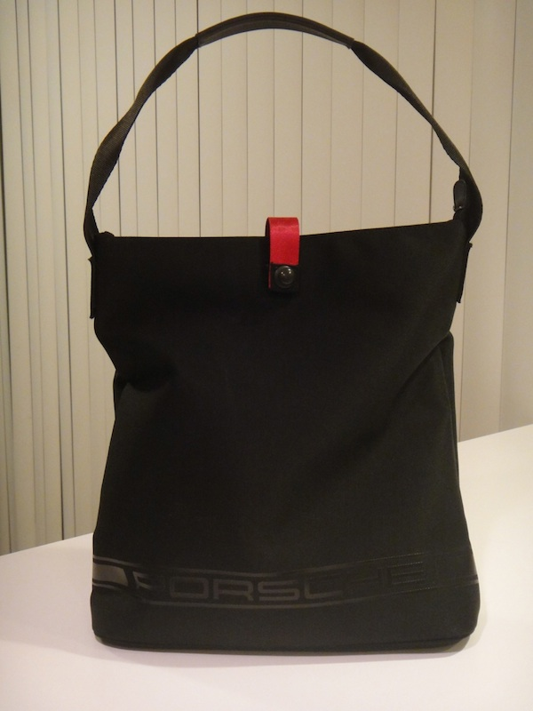 Porsche Design Driver's Selection PTS Soft Top Handbag