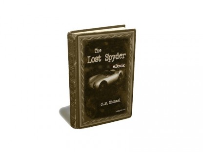 The Lost Spyder Book Review