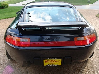 1994 Porsche 928 GTS Sunroof Delete-rear