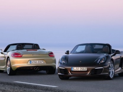 2013 Porsche Boxster. Pricing, Pictures and Video