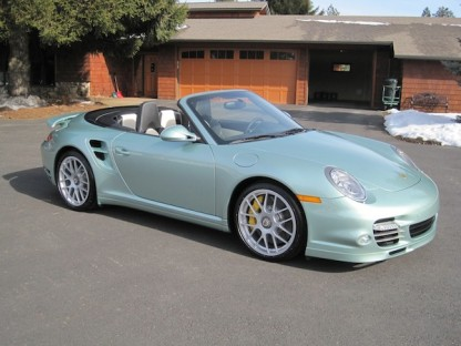 What's the Most Unique Porsche Color ?