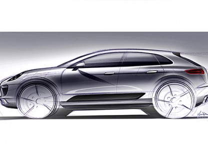 Porsche's New Smaller SUV Officially Named the Macan