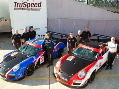 TruSpeed Sees Success in IMSA GT3 with Sloan Urry and Tom Haacker