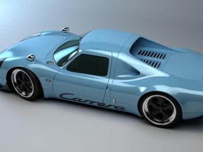 Gullwing America's P/904. A Porsche Replica That Must Be Built!