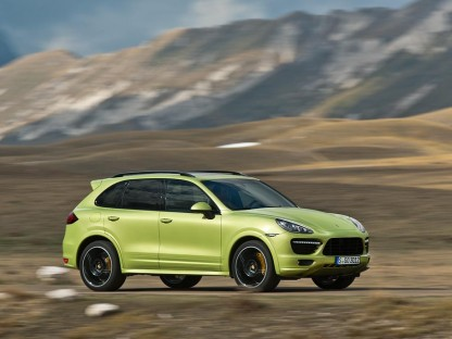 Porsche Cayenne GTS Pricing, Pictures, Specs and Video