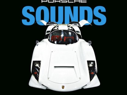 This book about Porsche Sounds great!