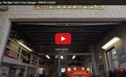 Video: How To Use Clay to Clean Your Porsche's Paint