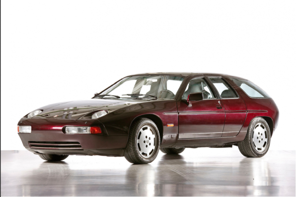 Porsche 928 four (4) door concept car from 1991